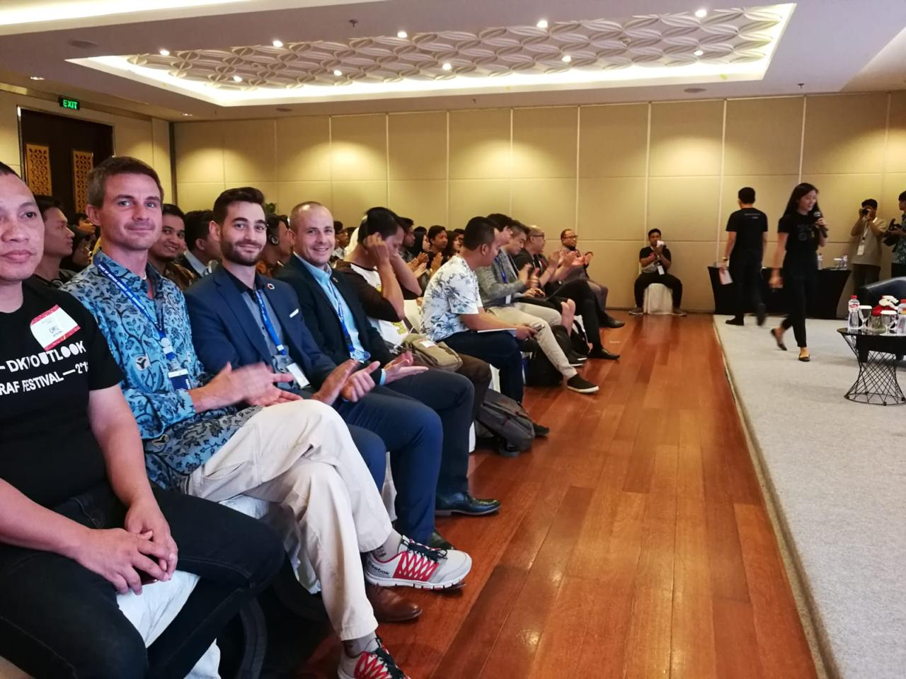 Startup Nations Summit - Surabaya 2
