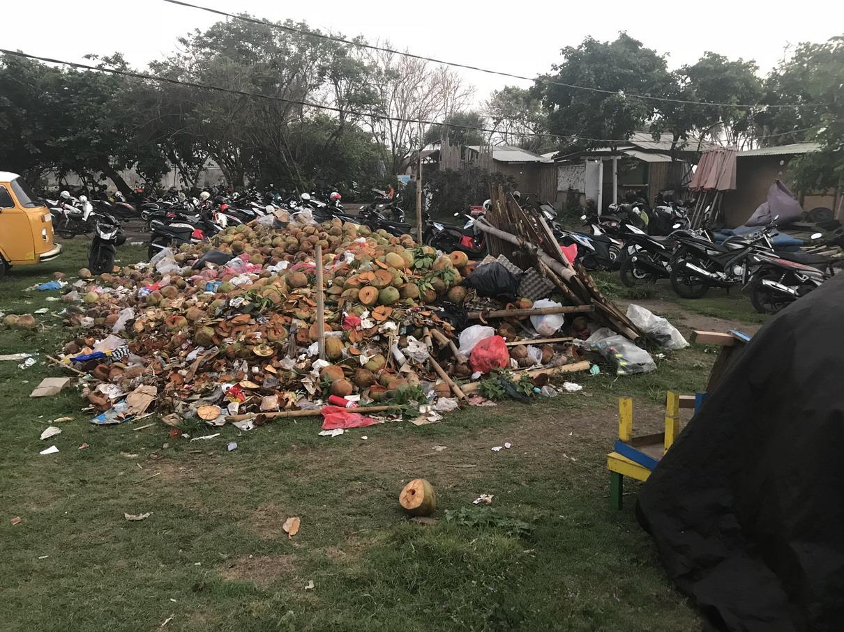Bali hulladékkezelés