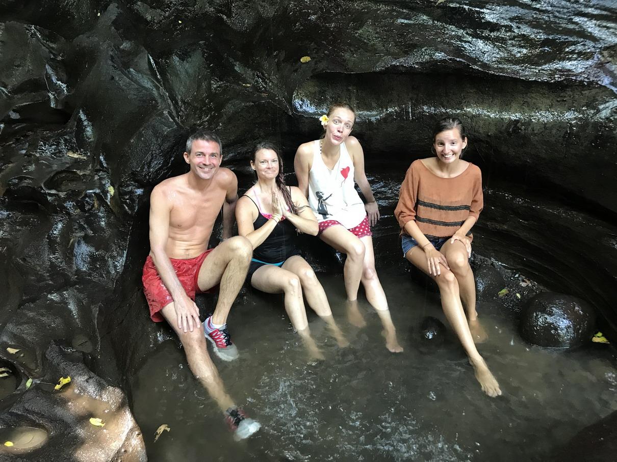 Kanyoning - Hidden Canyon, Bali