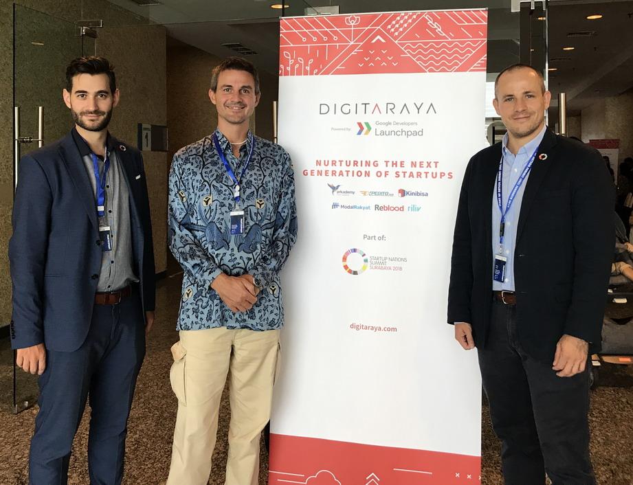 Startup Nations Summit - Surabaya 1