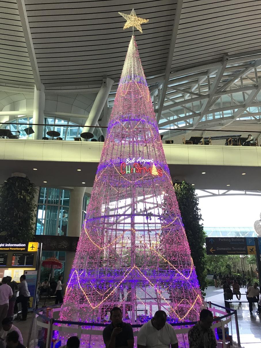 Bali karácsonyfa 2